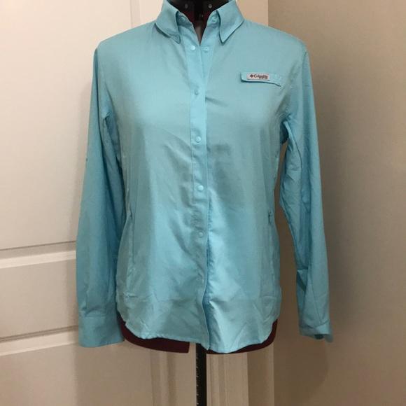 1a16b205aeaab Columbia Tops   Long Steve Shirt   Poshmark